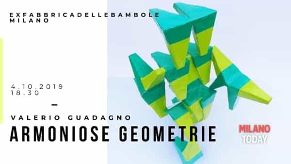 Valerio Guadagno - Armoniose Geometrie