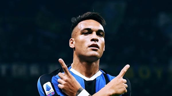 Video gol e sintesi partita Inter-Juve 1-2: gol di Lautaro Martinez su rigore