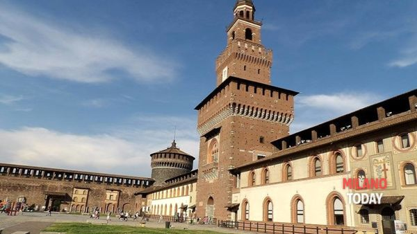 Intrighi a corte. Due dinastie per un Castello: Visconti e Sforza