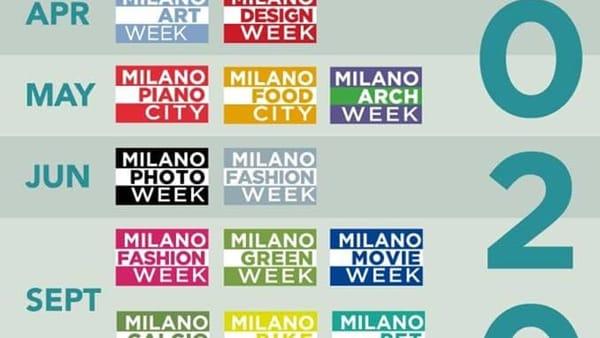 Calendario Alba Tramonto 2020.Tutte Le Week A Milano Nel 2020 L Elenco Completo E Il