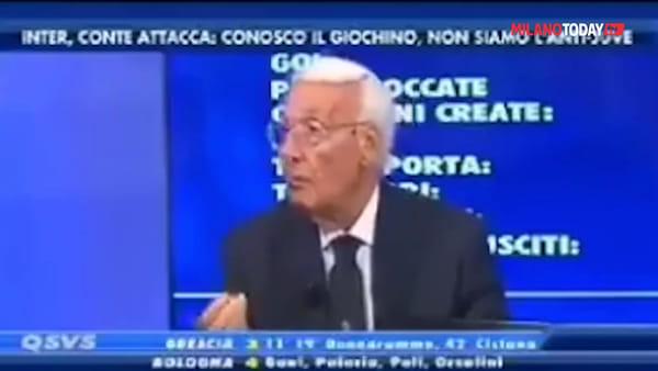 """Inter, l'imbarazzante commento del commentatore TV su Lukaku : """"Lo fermi solo con 10 banane"""""""