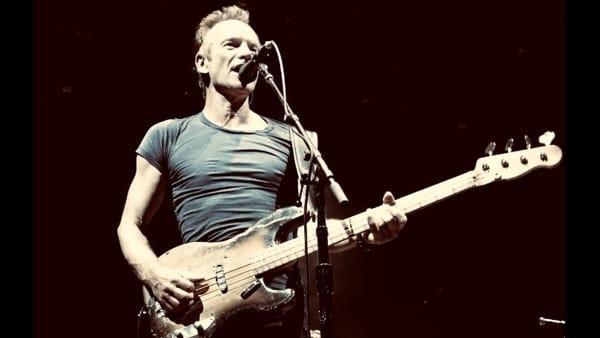 Sting in concerto il 29 ottobre a Milano. Orari e biglietti