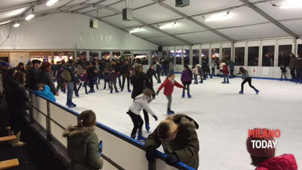 Gae Aulenti on ice