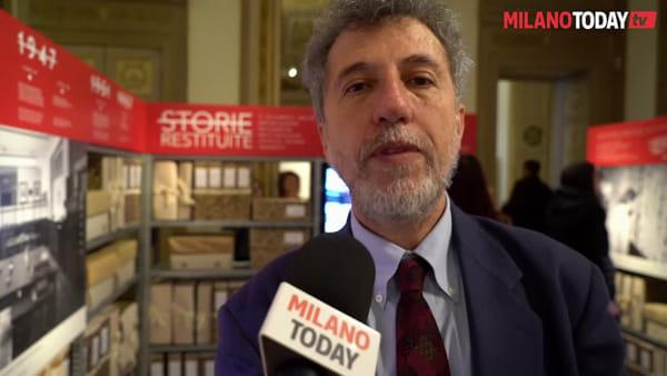 Milano, alle Gallerie d'Italia la mostra con gli archivi dei beni confiscati agli ebrei durante il fascismo