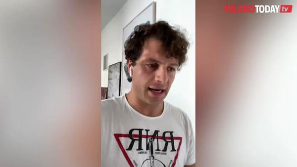 """Milano, pugno in faccia all'influencer Marco Ferrero: """"Picchiato da tre ragazzi perché gay"""""""