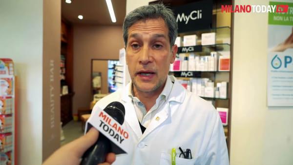 """Coronavirus, alla farmacia Smeraldo di Milano arriva l'Amuchina gratis: """"La produciamo noi per i clienti abituali"""""""