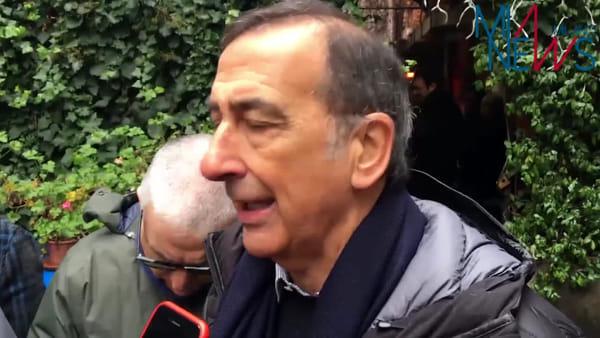 """Milano, il sindaco Sala contro il fumo all'aperto: """"La lotta all'inquinamento non è solo caldaie e traffico"""""""