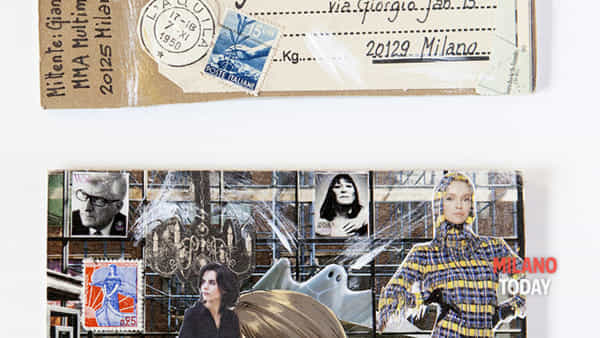 """Riapertura """"love letter to marieda & antonio. Un progetto di mail art per casa boschi Di Stefano"""""""