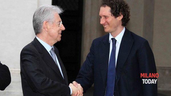 Reddito stipendio e proprietà Mario Monti