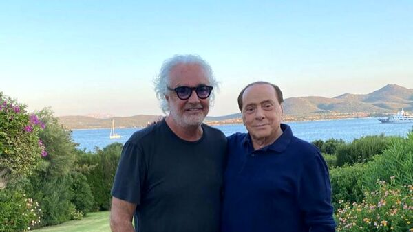 I due insieme in Sardegna