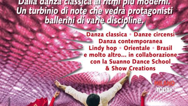 Danze di fine anno: spettacolo a Milano il 30 dicembre