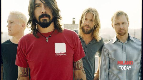 I Foo Fighters in concerto agli I-Days 2020. Orari e biglietti