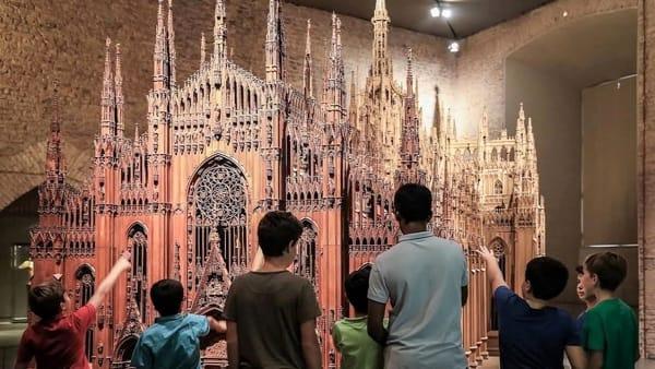 Duomo di Milano, i nuovi itinerari per i bambini