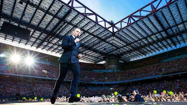 Tiziano Ferro in concerto a San Siro nel 2020: orari e biglietti