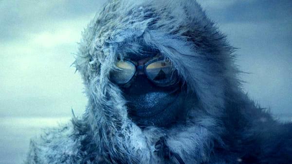 Capodanno al cinema: i filmati sulla spedizione al Polo Sud di Amundsen e uno speciale brindisi