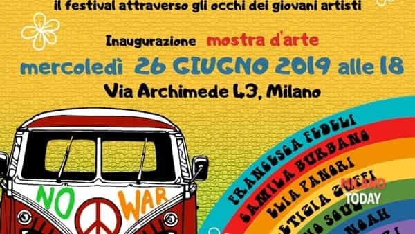 Piece of my art - Woodstock 50 anni dopo