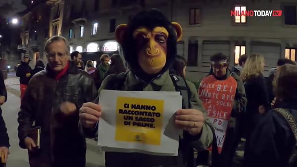 Milano, Fridays for Future in piazza per dire stop agli investimenti UE sui combustibili fossili