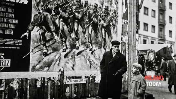 Schegge di periferie: il neorealismo a milano fotografie di Nino De Pietro