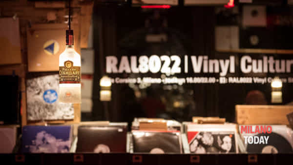 Ral8022 alla Milano Music Week 2018