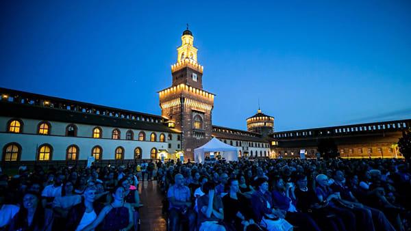 Festa di Ferragosto al Castello Sforzesco