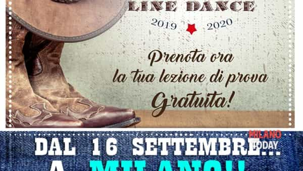 Corsi di country line dance a Milano