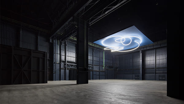 """""""Ambienti/Environments"""": fino al 25 febbraio all'Hangar Bicocca la mostra su Lucio Fontana"""