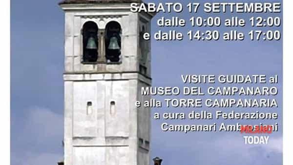 Giornata dell'arte campanaria ambrosiana