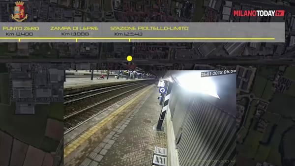 Milano, disastro ferroviario di Pioltello: il deragliamento del treno ricostruito in 3D