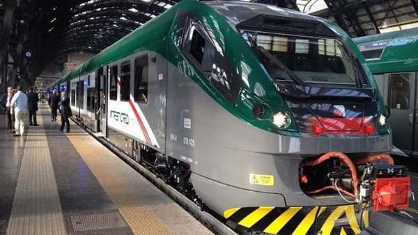 More than 120 million for Lombard trains, as will be spent thumbnail