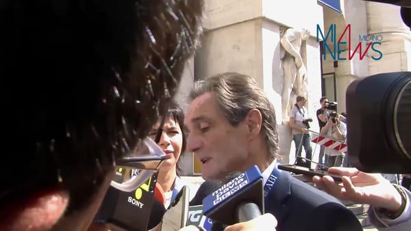 """Soldi russi alla Lega, Fontana: """"Savoini ha fatto una sbruffonata, non era proposta seria"""""""
