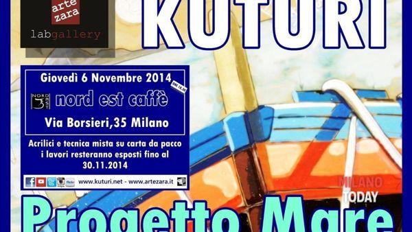 """Giovedì 6 novembre a Milano inaugurazione della mostra """"Progetto mare"""""""