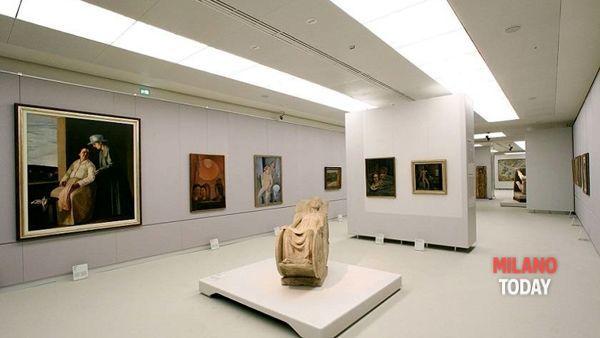 un secolo di arte al museo del novecento. dalle avanguardie storiche agli anni settanta