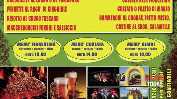 Sagra della costata fiorentina: a Cornaredo dal 7 maggio