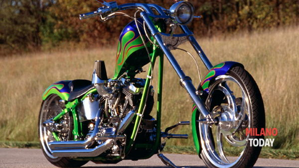 Harley Davidson all'Idroscalo di Milano