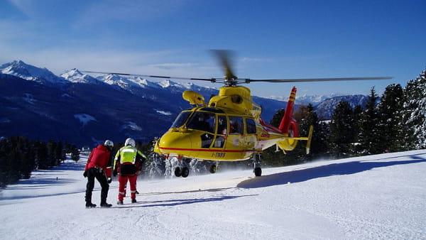 Dramma a Bormio: muore sciatore di 47 anni per una collisione con altro sciatore