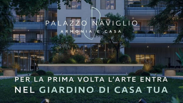 """Presentazione """"Palazzo Naviglio: l'opera d'arte nella tua nuova casa"""""""