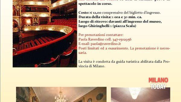 Visite guidate al Teatro della Scala