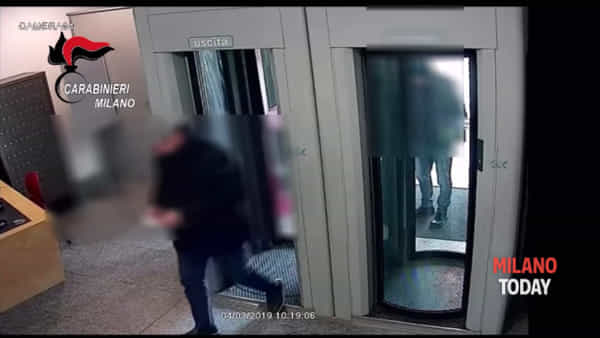 Milano, assalirono un portavalori e rapinarono una banca: beccati dalle telecamere