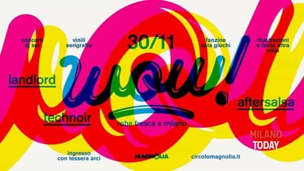 """""""wow: roba fresca a Milano"""""""