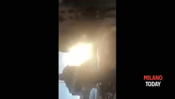 James accusa i carabinieri di razzismo ma questo video mette in dubbio il suo racconto