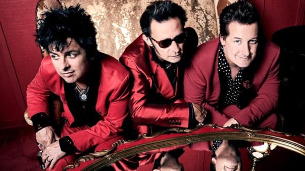 E' ufficiale: i Green Day ritornano in Italia con un'unica data a Milano