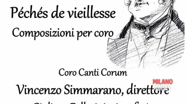Concerto solidale rossini - Péchés de vieillesse