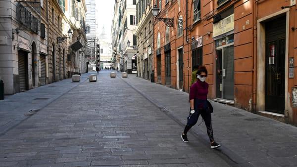 Monza, in Lombardia il coprifuoco anticovid 'chiude' negozi e centri commerciali
