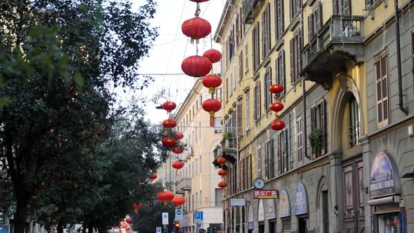 Capodanno cinese a Milano 2020, tutto pronto in Paolo Sarpi per la sfilata del 2 febbraio