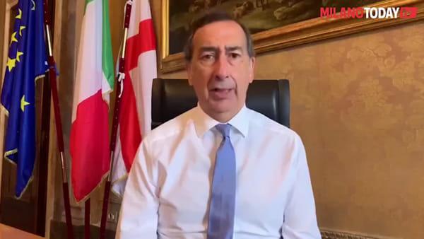 """Il Seveso esonda tutta la notte, il sindaco Sala: """"Senza vasche di laminazione Milano può fare poco"""""""