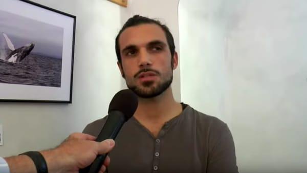 Emiliano Perani - Frame da video Youtube