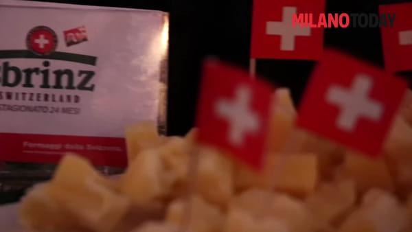 "I formaggi dalla Svizzera invadono i Navigli tra yoga e dj set ""galleggianti"""