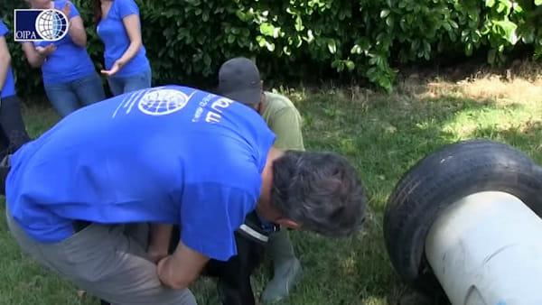 """Ale & Franz al parco rifugio canile e gattile di via Aquila: """"No all'abbandono"""""""