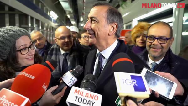 """La statua di Ibrahimovic a Milano? Per il sindaco Sala si può: """"È un grande campione"""""""