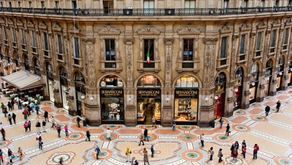 Il 25 e il 26 novembre un labirinto in Galleria Vittorio Emanuele